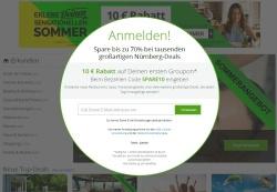 10 EURO bei GROUPON sparen ! !
